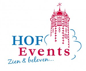 HOF events logo