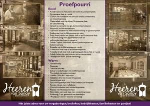 proefpourri aug. 2019